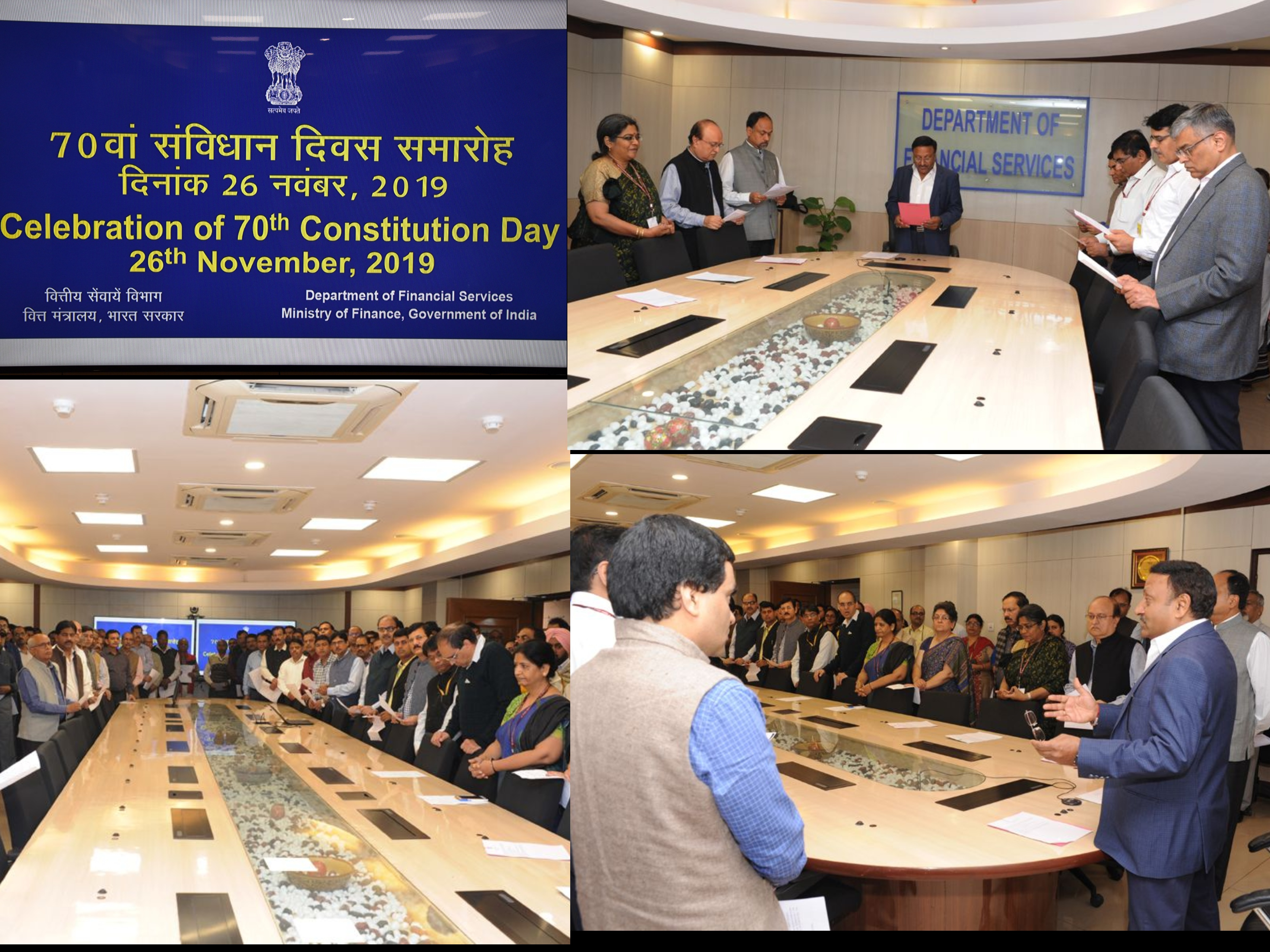 Observance of Constitution Day, 2019