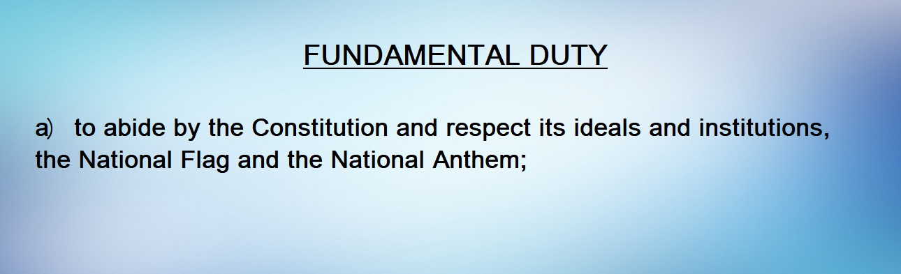 Fundamental Duties 01