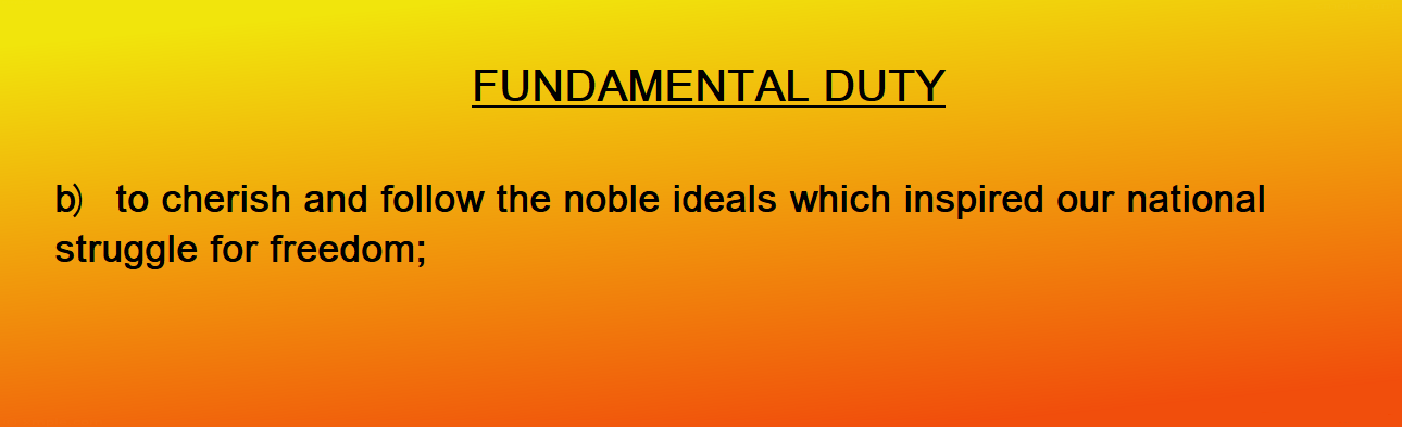Fundamental Duties 02