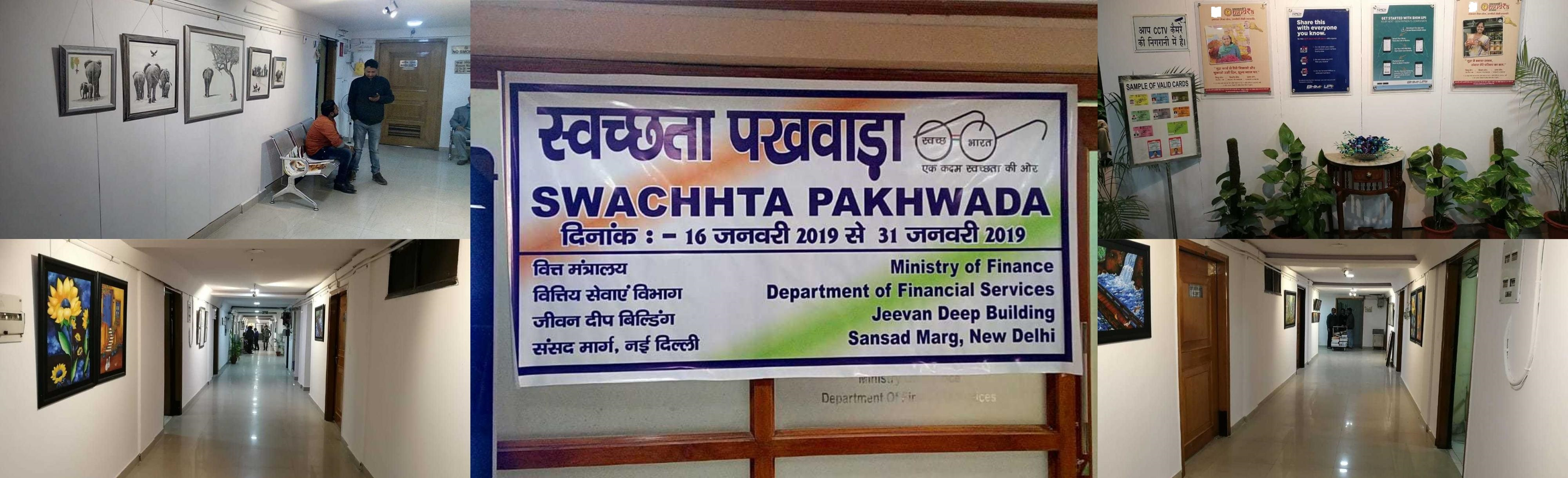 Swachata Pakhwada 2019
