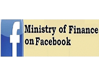 Ministry of Finance on Facebook